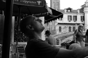 Al bar, Venezia